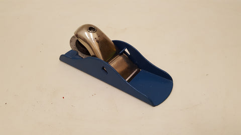 "6 1/2"" Light Weight Block Plane Good Condition 36246"