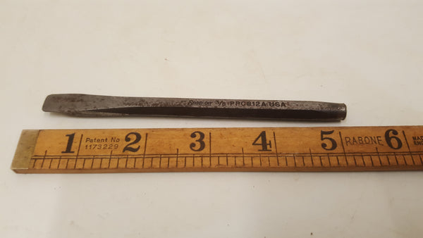 "Small 5"" Vintage Snap On 3/8"" Cold Chisel 36479"