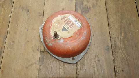 Large Vintage Fire Bell / Alarm GWO 36629