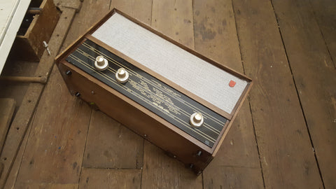 Lovely Phillips Vintage Radio w/o Plug 36653