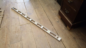 "Large 48"" Vintage Combination Spirit Level 38078"