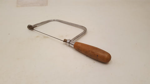 "6"" Vintage Eclipse 7CP Coping Saw 38357"