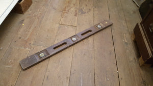 "36"" / 3ft Vintage Marples Combination Spirit Level 38469"