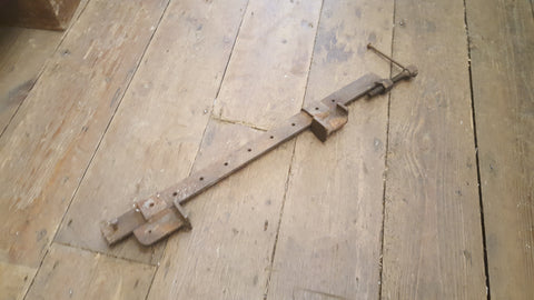 "Small 24"" Vintage Sash Clamp 38716"