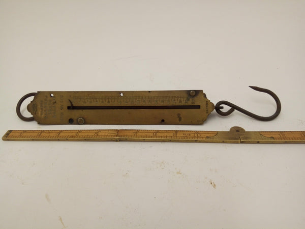 Salter Trader Spring Balance Scales 10830-The Vintage Tool Shop