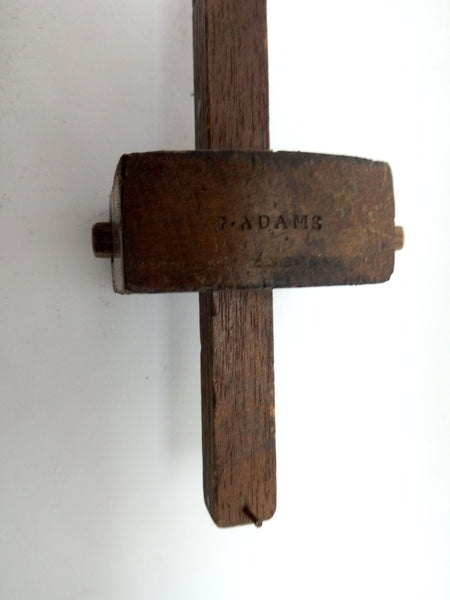 Vintage Adams Marking Gauge 13658-The Vintage Tool Shop