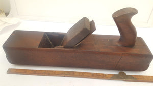 "Very Rare 14 1/2"" Coach Builders Door Check Rebate Plane by Routledge 14850-The Vintage Tool Shop"