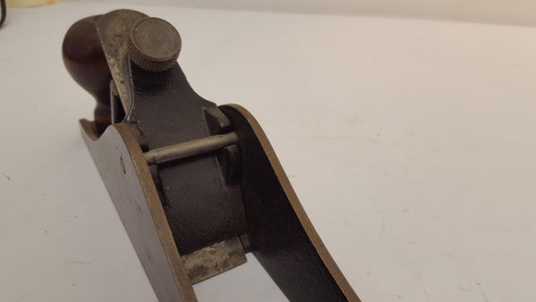 RARE Rumbold Butt Mortice Plane US Made 14852-The Vintage Tool Shop