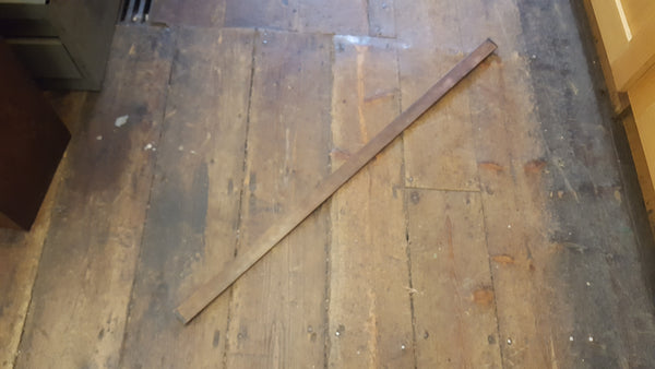 Vintage 3 ft Wooden Rule 19553