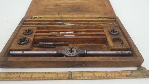 Chelsea CPT Tap & Die Set All Whitworth 18549