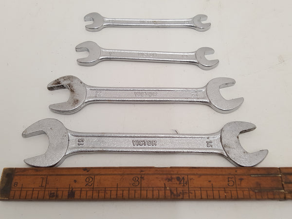 Bundle of 4 Victor Spanners 6 - 15 23304