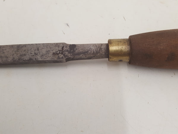 "5/8"" Vintage Robert Sorby Woodturning Parting Tool 27904"