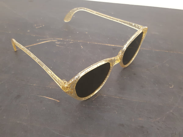 Pair of Vintage Sunglasses in WM CF Hughes Opticians Case 28086