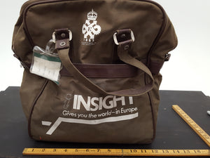 Vintage Insight 1983 Canvas Bag 28134
