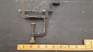 Vintage Nebro Clamped Film Winding Tool 28173