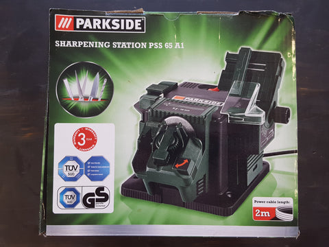 GWO Parkside Sharpening Station PSS 65 A1 in Box 28422