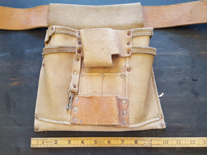Good Strong Leather Tool Belt 28409