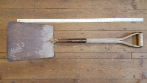 Vintage Unrestored Coal Shovel w Socketed Head 28608