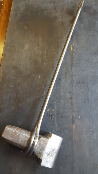 "1"" Blacksmith Rodded Top Swage 28732"