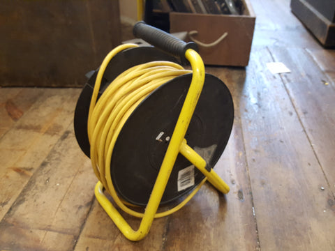 GWO 50m Masterplug 4 Socket Heavy Duty Cable Reel 31306
