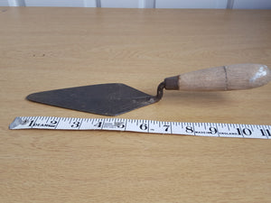 "7"" Vintage Brades Brick Layers Pointing Trowel 31575"