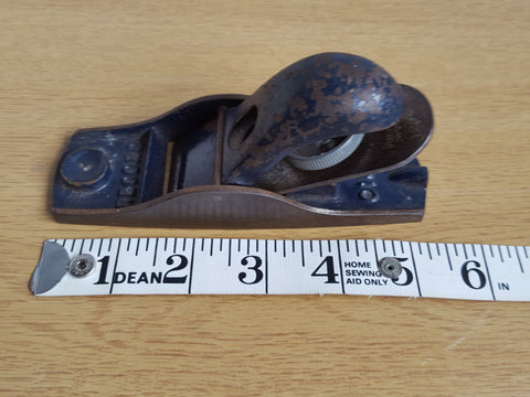 Small Vintage Record No 0102 Thumb / Block Plane 31605