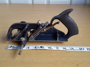 Beautiful Vintage Record No 078 Duplex Rabbet Plane 31607