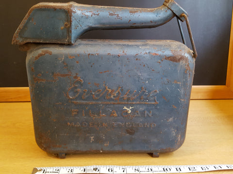 Lovely Vintage Eversure Fill A Can Petrol Can 31621