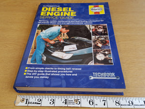 Haynes Diesel Engine Service Guide 31649