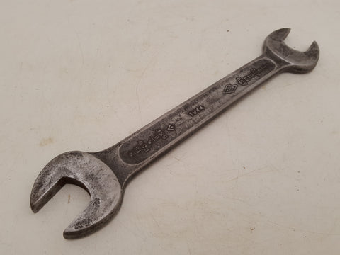 "11"" Vintage Broad Arrow Spanner 9/16 & 1/2 BSW 32002"
