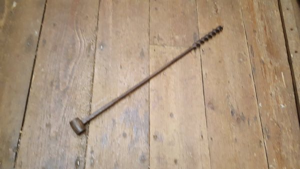 "3/4"" Vintage Barrel Eye Auger Bit 36304"