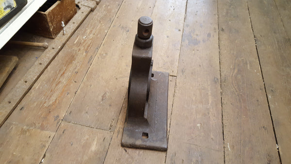 Large Heavy Duty Vintage Bench Mount Pipe Vice 36312
