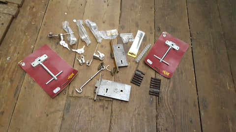Job Lot of Misc Hardware 36363