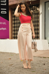CROPPED TOP CORES CHEROY/INSP