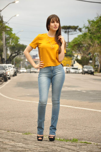 BLUSA MG BLOCK COLOR DET. LATERAL CANAL