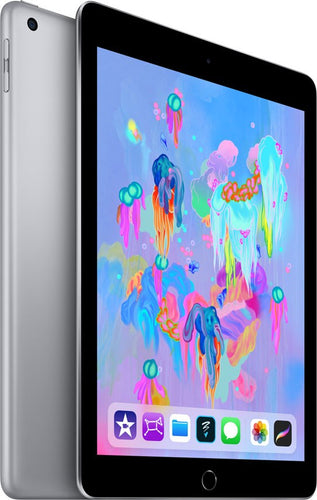 iPad (2018) 32 GB WiFi Space Gray