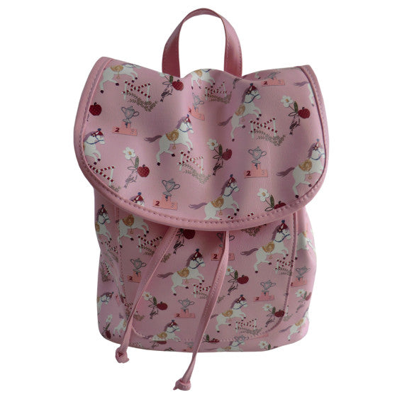 Pink Pony Backpack