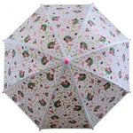 Powell Craft Owl and Pussy Cat Print Umbrella