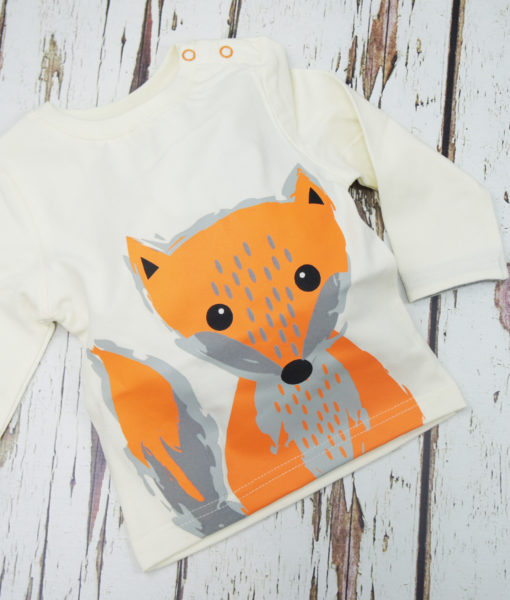 Fox Top 0-4 YRS