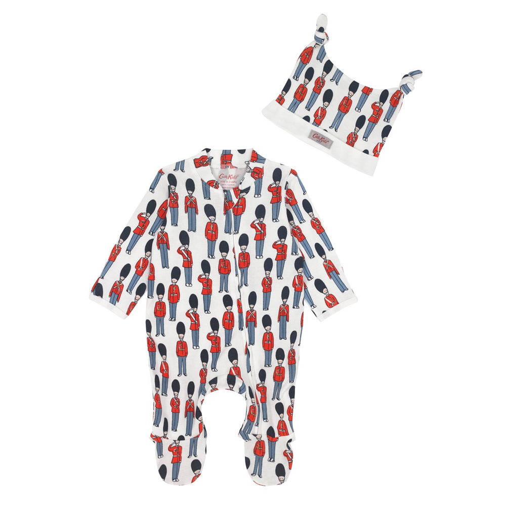 Toy Guards Sleepsuit and Hat Set