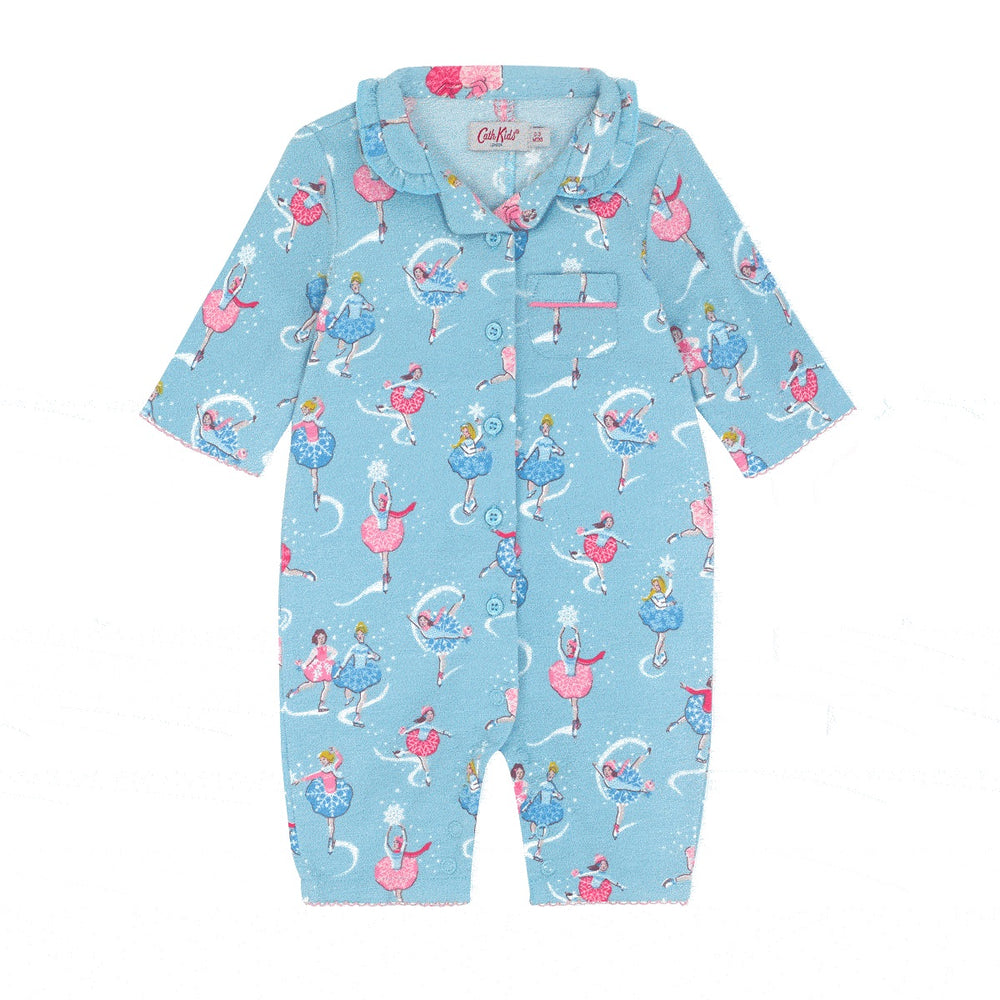 Baby Romper Ice Skaters 0-24 MNTHS