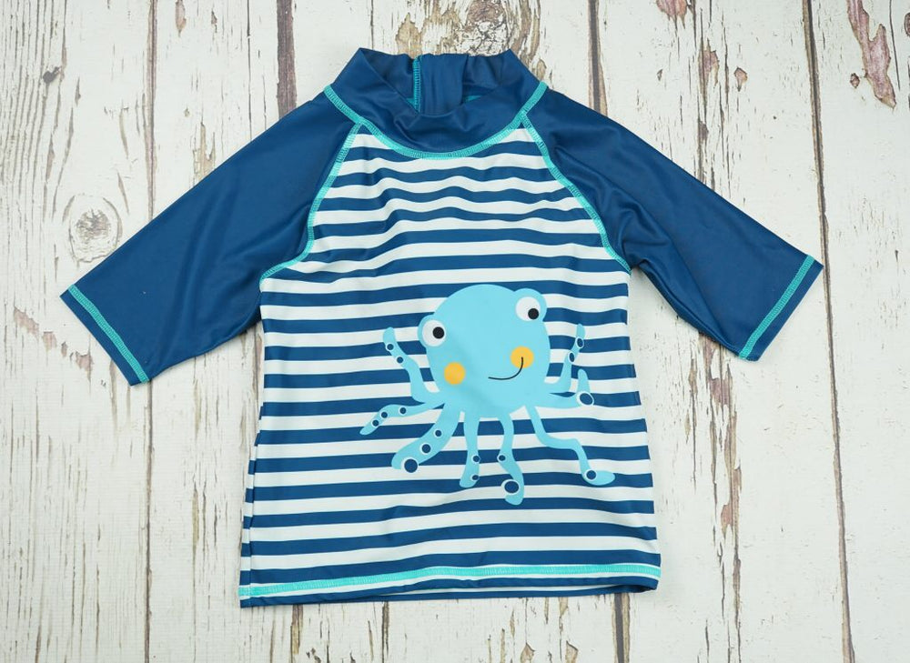 Blade and Rose Octopus Swim Top 0-4 YRS
