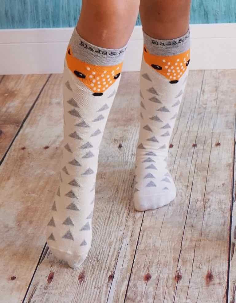 Fox Knee High Socks