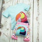 Blade and Rose Toucan T-shirt 0-4 YRS