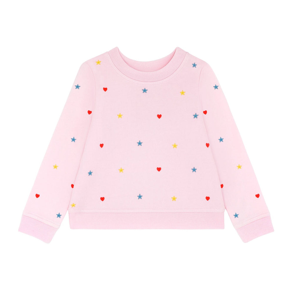 Tiny Hearts and Stars Jumper 1-8 YRS