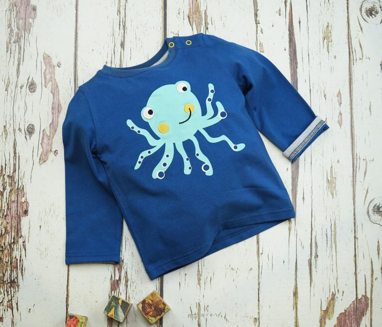 Octopus Top 0-4 YRS