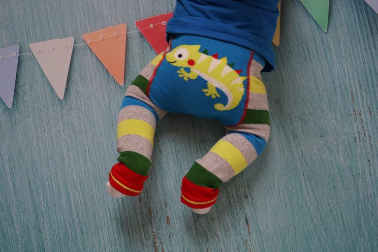 Chameleon Leggings 0-4 YRS