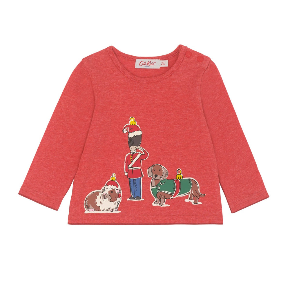 Baby Bauble Long Sleeved Top 0-18 months