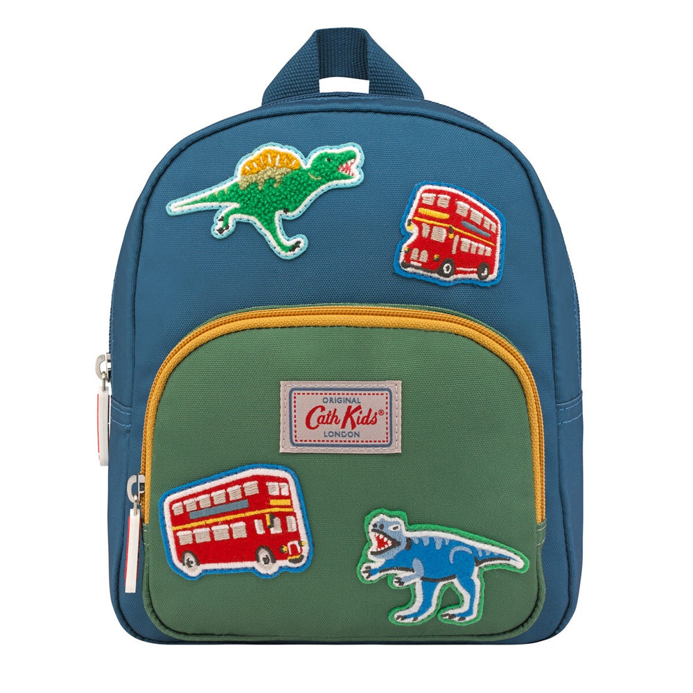 Dino Badges Mini Backpack