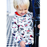 Horse Guard Print Coat 1-7 YRS